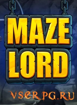 Постер игры Maze Lord