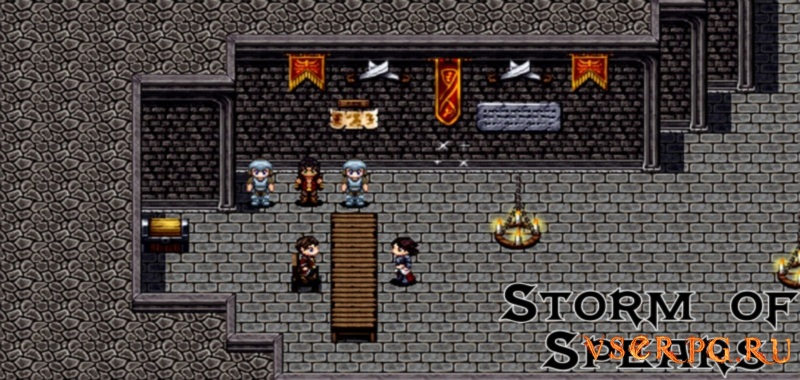 Storm Of Spears RPG screen 1