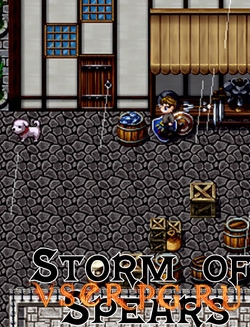 Постер игры Storm Of Spears RPG