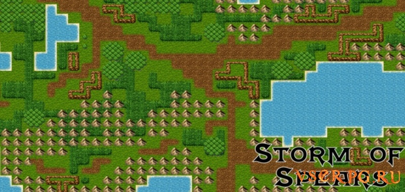 Storm Of Spears RPG screen 3