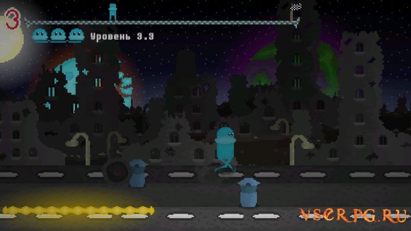 Alien Run screen 2