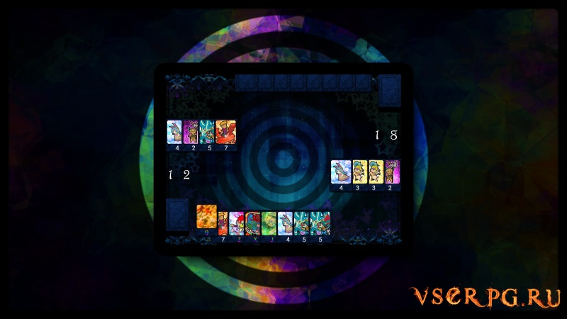 Card of spirits screen 2