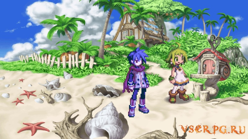 Phantom Brave PC screen 2
