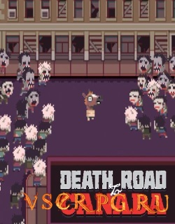 Постер игры Death Road to Canada