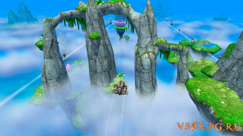 Sky to Fly: Soulless Leviathan screen 3