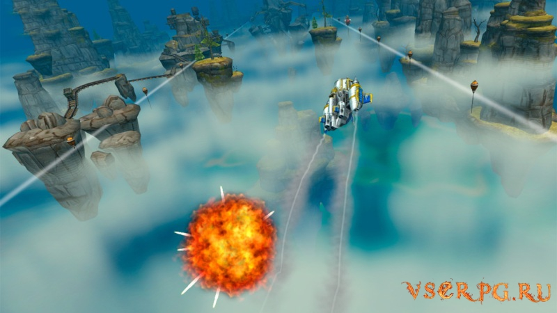 Sky to Fly: Soulless Leviathan screen 2