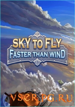 Постер игры Sky to Fly: Soulless Leviathan