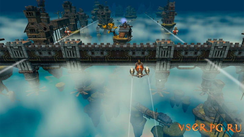 Sky to Fly: Soulless Leviathan screen 1