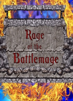 Постер игры Rage of the Battlemage