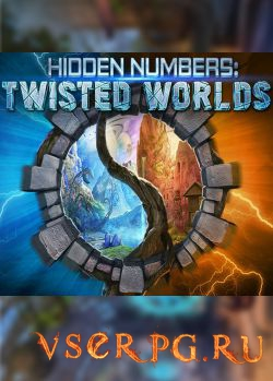 Постер игры Twisted Worlds