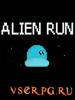 Постер игры Alien Run