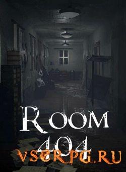 Постер игры Room 404