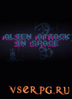 Постер игры Alien Attack in Space