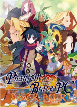 Постер игры Phantom Brave PC