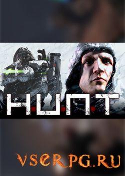 Постер игры H.U.N.T.