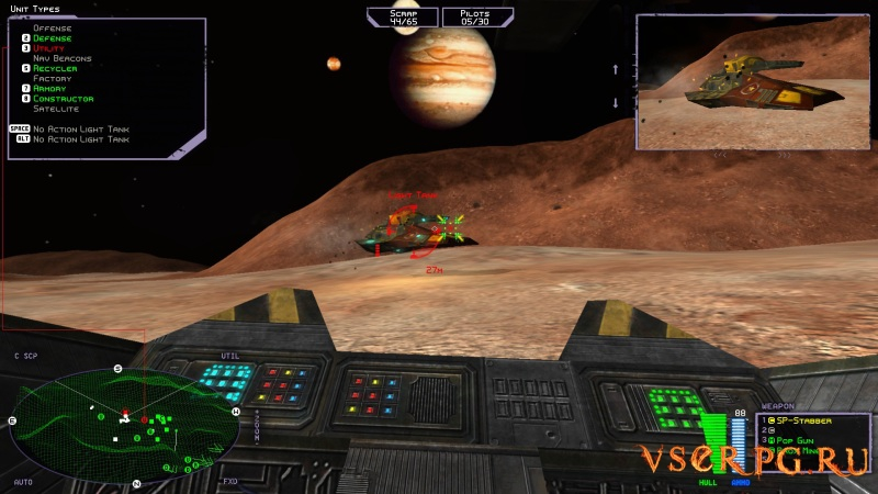 Battlezone 98 Redux: The Red Odyssey screen 2