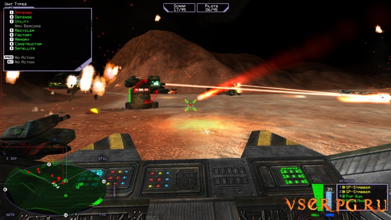 Battlezone 98 Redux: The Red Odyssey screen 3