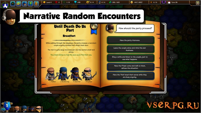 Epic Manager: Create Your Own Adventuring Agency screen 2