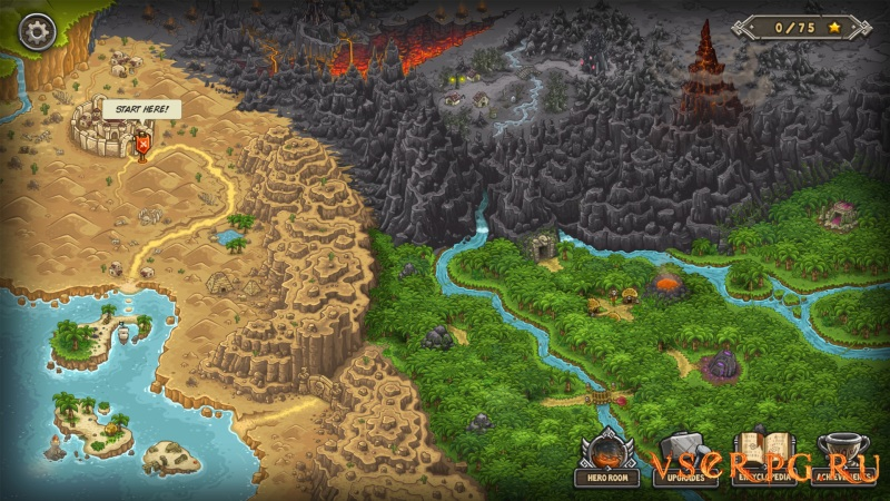 Kingdom Rush Frontiers screen 3