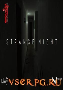 Постер игры Strange Night
