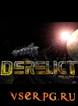 Постер игры Derelict