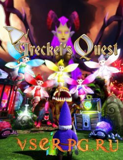 Постер игры Gnomes Vs Fairies: Greckel's Quest