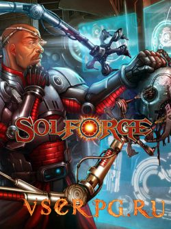 Постер игры SolForge