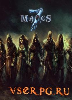 Постер игры 7 Mages