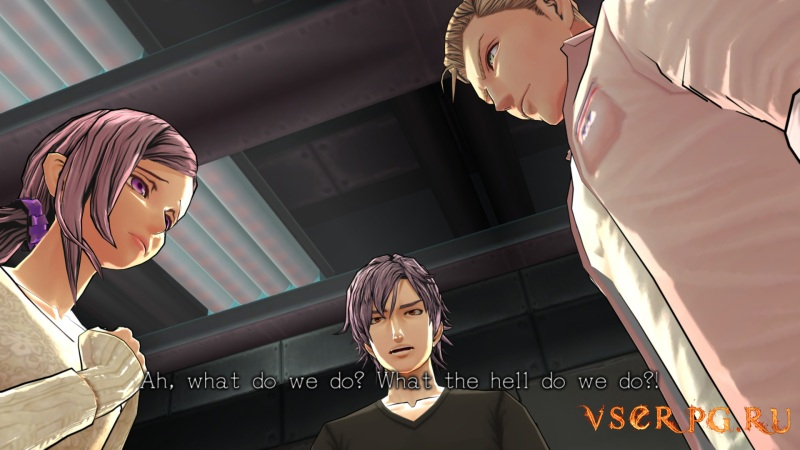 Zero Escape: Zero Time Dilemma screen 1