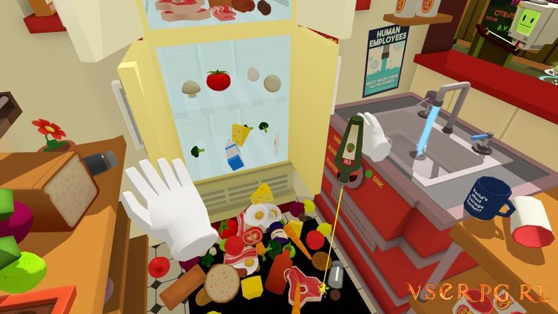 Job Simulator screen 2