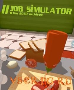 Постер игры Job Simulator