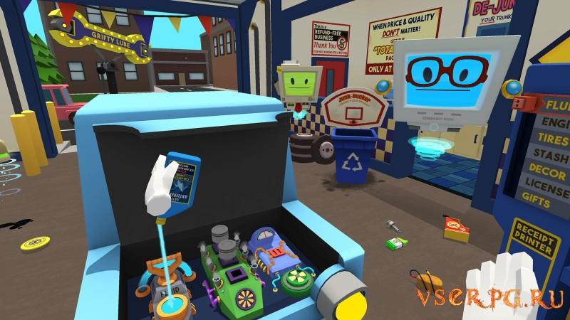 Job Simulator screen 3