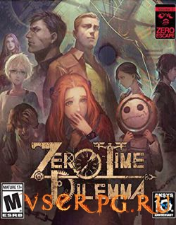 Постер игры Zero Escape: Zero Time Dilemma