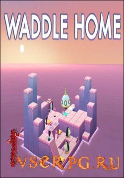 Постер игры Waddle Home