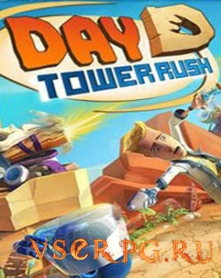 Постер игры Day D: Tower Rush