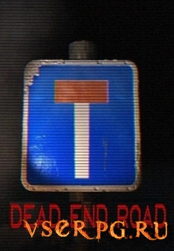 Постер игры Dead End Road