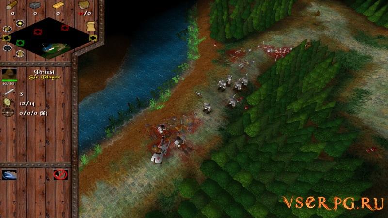 The Dark Legions screen 3