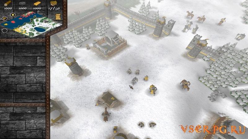 The Dark Legions screen 2