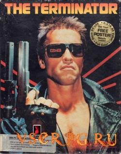 Постер игры The Terminator