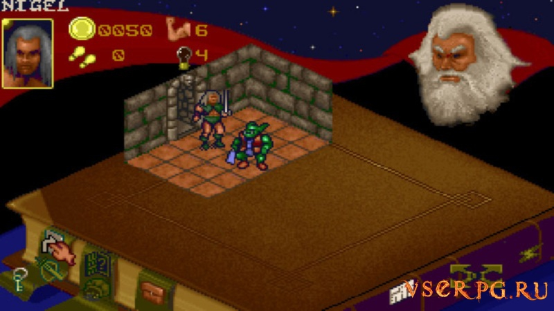 Hero Quest screen 3