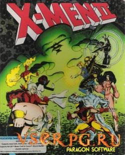 Постер игры X-Men 2