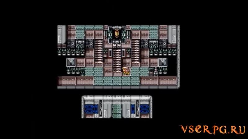 Final Fantasy 4 / Final Fantasy II (1991) screen 3