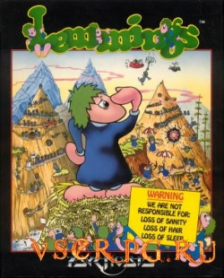 Постер Lemmings