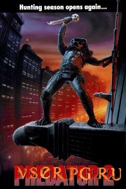 Постер игры Predator 2