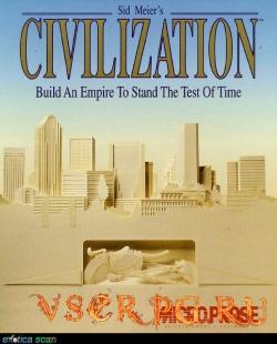 Постер игры Civilization 1