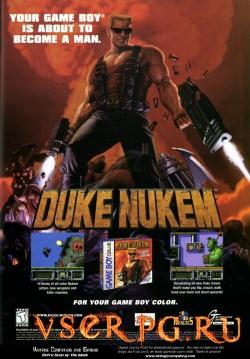 Постер игры Duke Nukem
