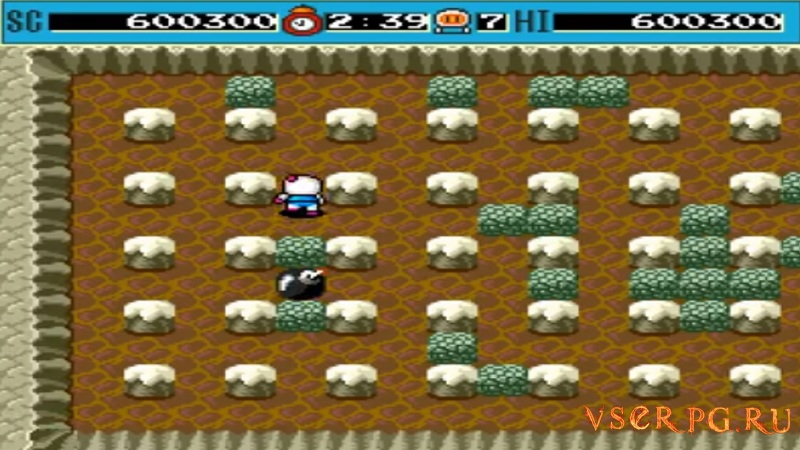 Bomberman / Dyna Blaster screen 3