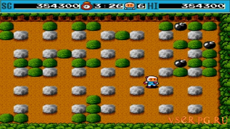 Bomberman / Dyna Blaster screen 2
