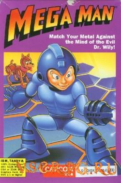 Постер игры Mega Man