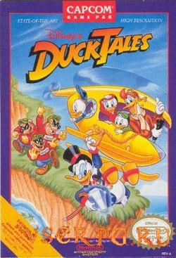 Постер игры DuckTales